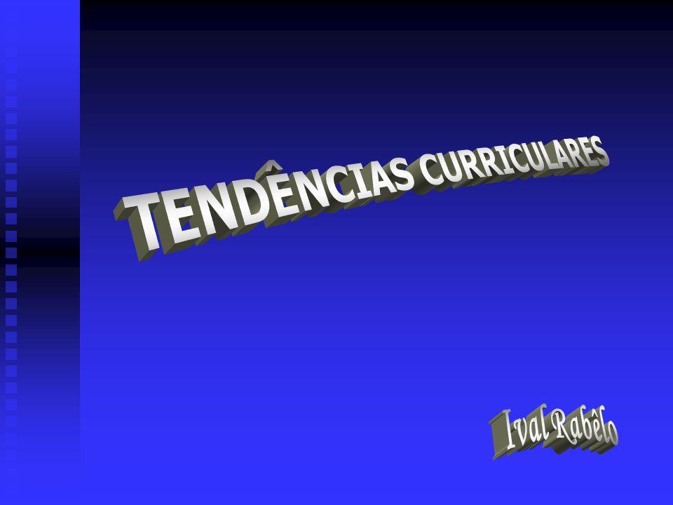 TEORIA DO CURRÍCULO.