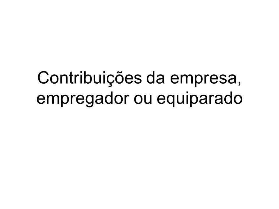 DA CONTRIBUIÇÃO DO EMPREGADOR DOMÉSTICO Art.24.