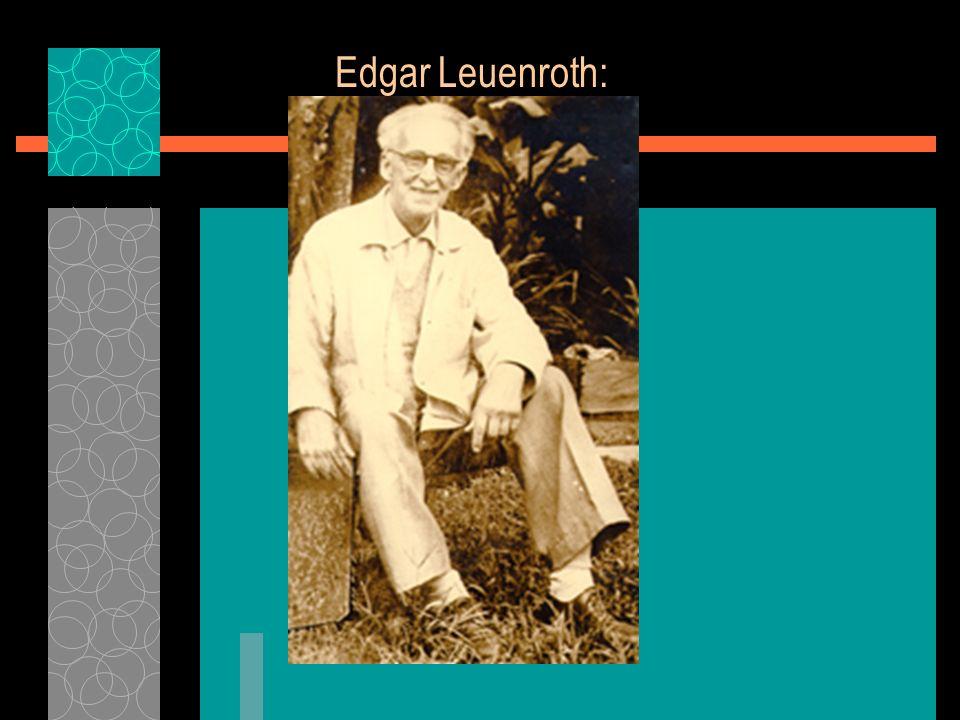 Edgar Leuenroth: