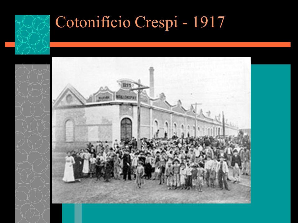 Cotonifício Crespi - 1917
