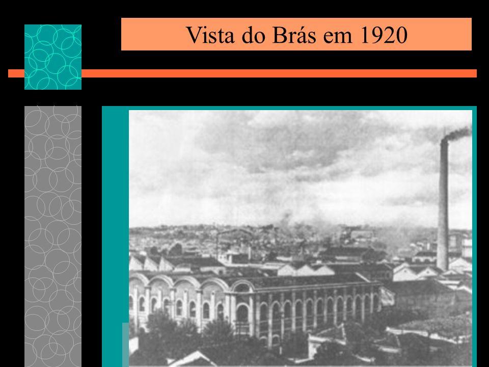 Vista do Brás em 1920