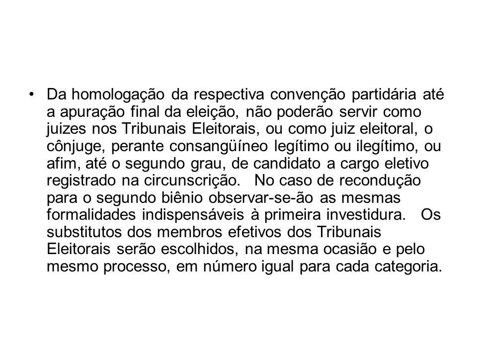 AS CONSULTAS Noções Iniciais: A Justiça Eleitoral é a única que responde consultas.