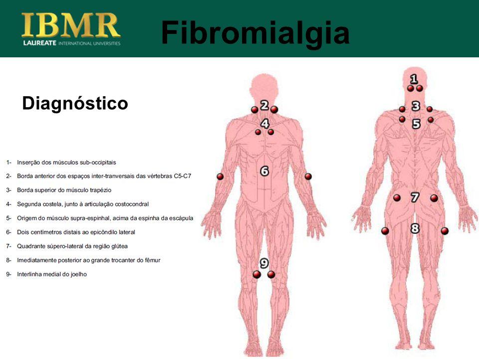 Diagnóstico Fibromialgia