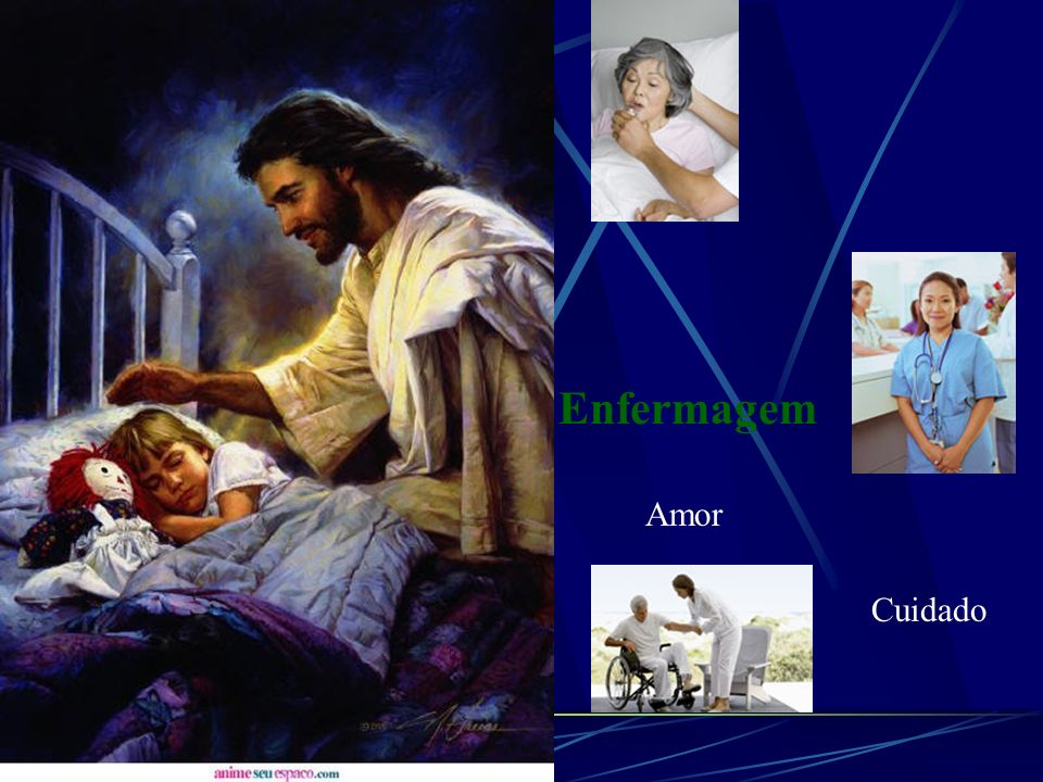 Enfermagem Amor Cuidado