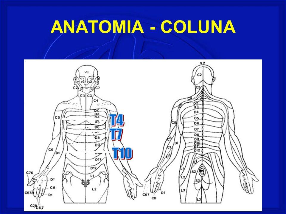 Sintomas Dor Formigamento, amortecimento ou fraqueza Dor com movimentação Dificuldade de respirar