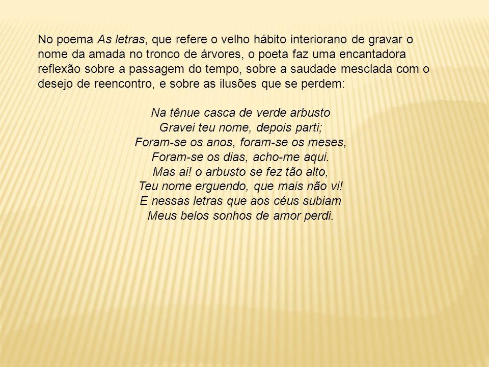 JUNQUEIRA FREIRE (1832-1855) Vida: Nasceu em Salvador.