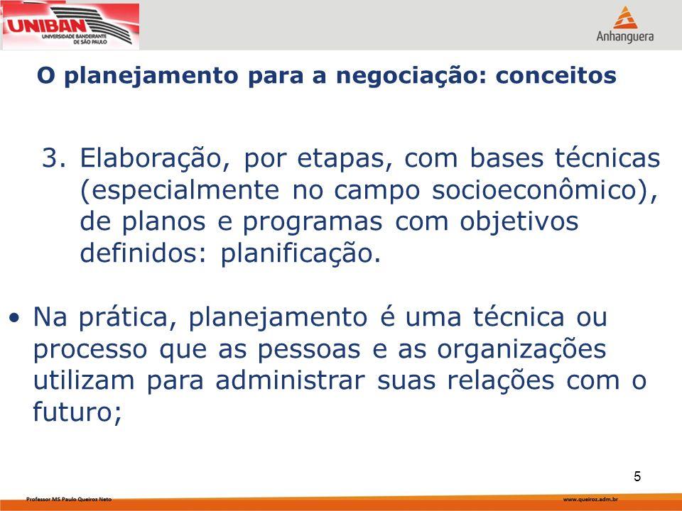Capa da Obra 3.Elaboração, por etapas, com bases técnicas (especialmente no campo socioeconômico), de planos e programas com objetivos definidos: planificação.