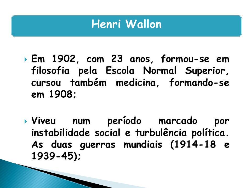 Em 1902, com 23 anos, formou-se em filosofia pela Escola Normal Superior, cursou também medicina, formando-se em 1908; Viveu num período marcado por i