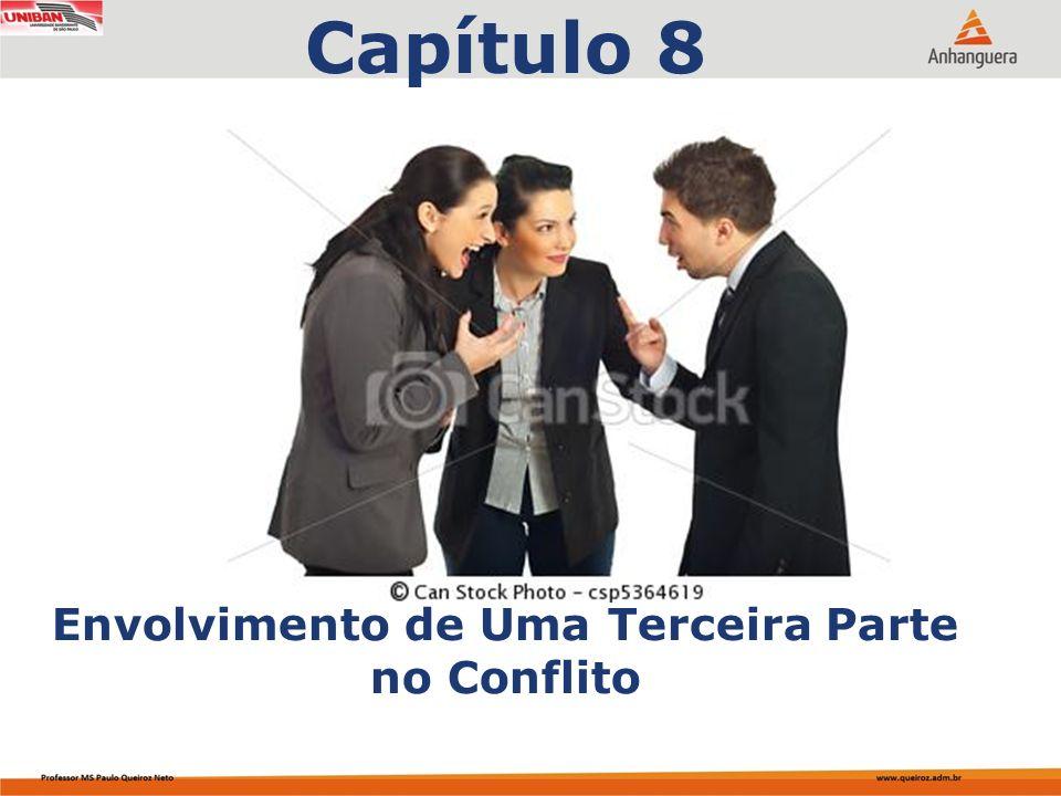 Capítulo 8 Envolvimento de Uma Terceira Parte no Conflito