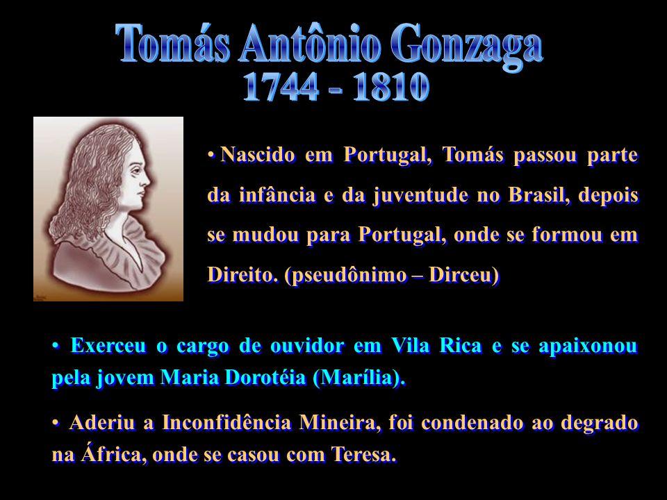 Nascido em Portugal, Tomás passou parte da infância e da juventude no Brasil, depois se mudou para Portugal, onde se formou em Direito. (pseudônimo –