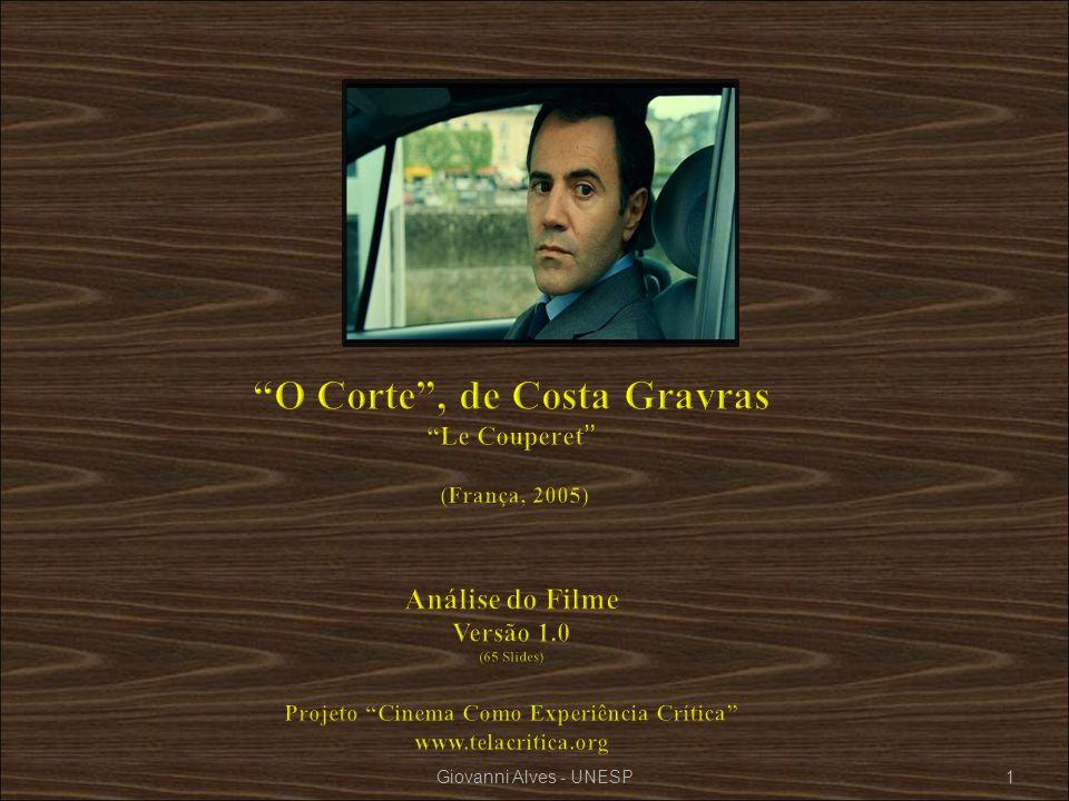 Giovanni Alves - UNESP32 Na tela da TV expõe-se a cena social do mundo, literal ou metaforicamente.