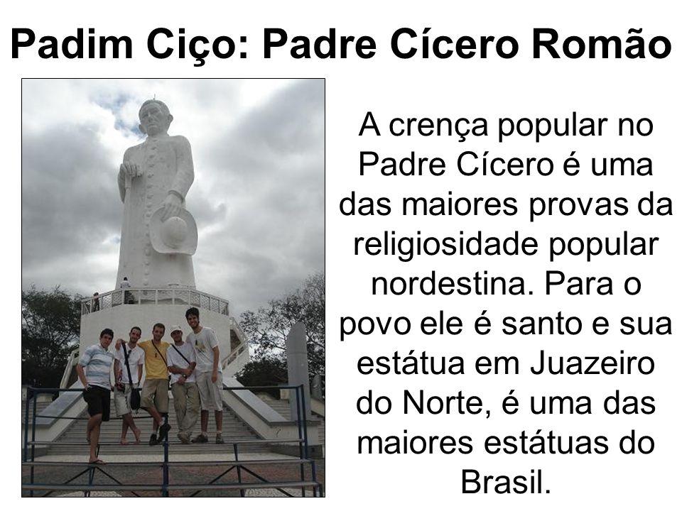 CANINDÉ, BERÇO DA RELIGIOSIDADE CEARENSE Canindé aglomera todo ano milhares de romeiros, que vão de encontro da fé e suas penitências.