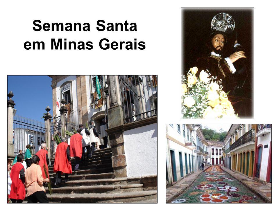 Semana Santa em Minas Gerais