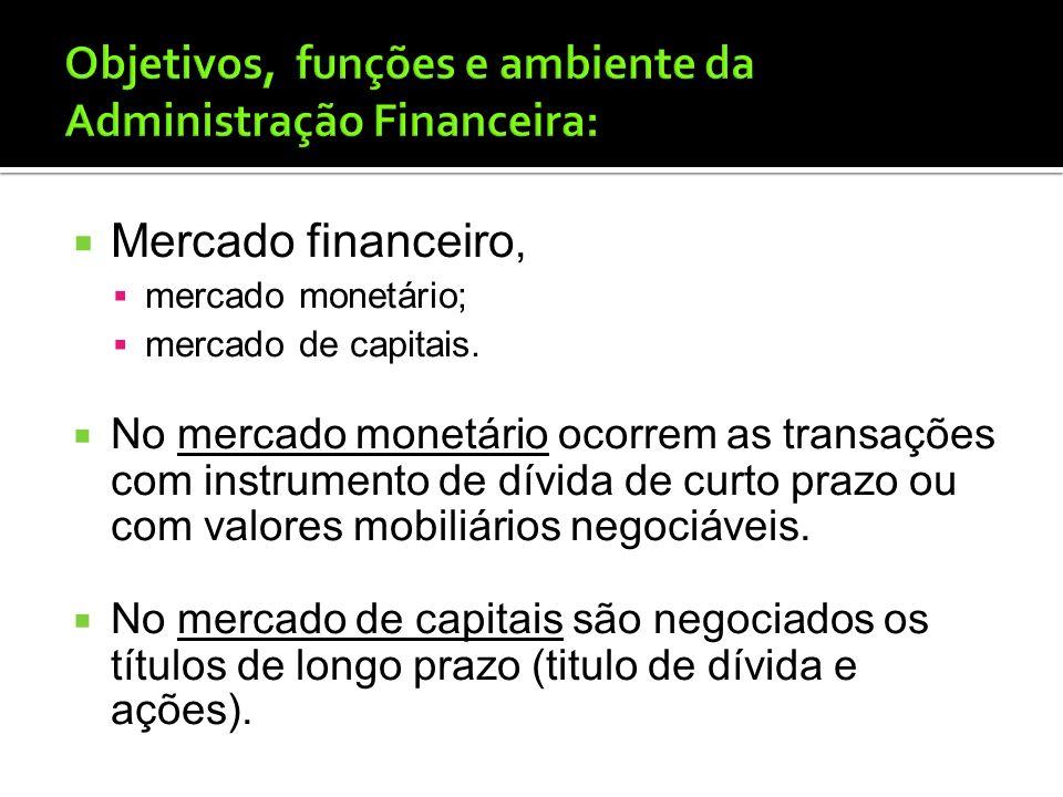 Principais instituições financeiras (1) : bancos comerciais, caixas econômicas, bancos de desenvolvimento e investimento, sociedades de crédito imobil