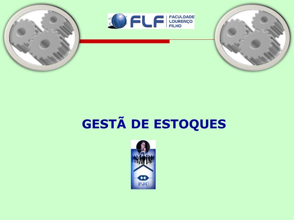 GESTÃ DE ESTOQUES