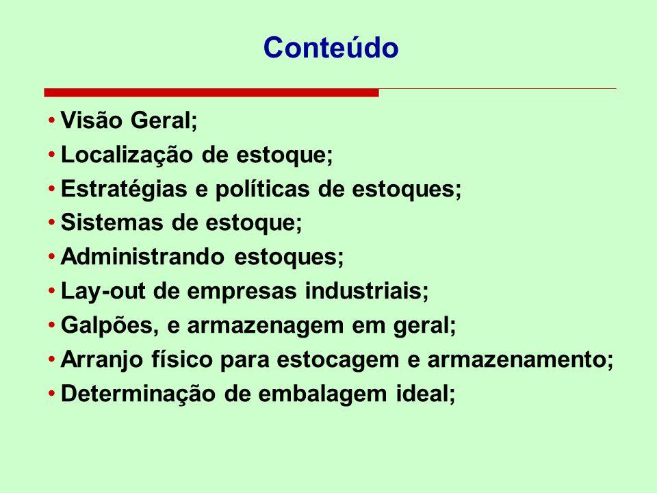20/4/2014Campinas - SP13 CONCEITOS GESTÃO DE ESTOQUE