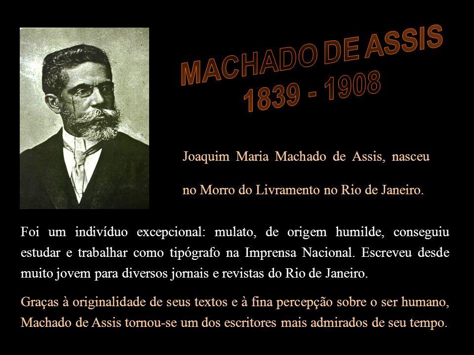 O Realismo inaugura-se em 1881, Com Memórias Póstumas de Brás Cubas de MACHADO DE ASSIS.