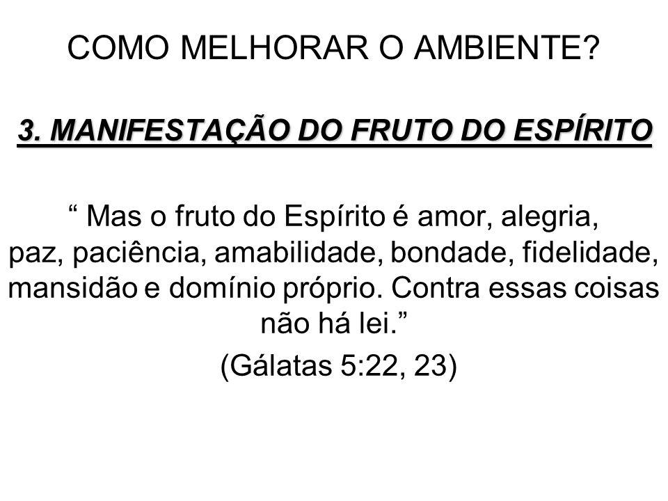 COMO MELHORAR O AMBIENTE.3.