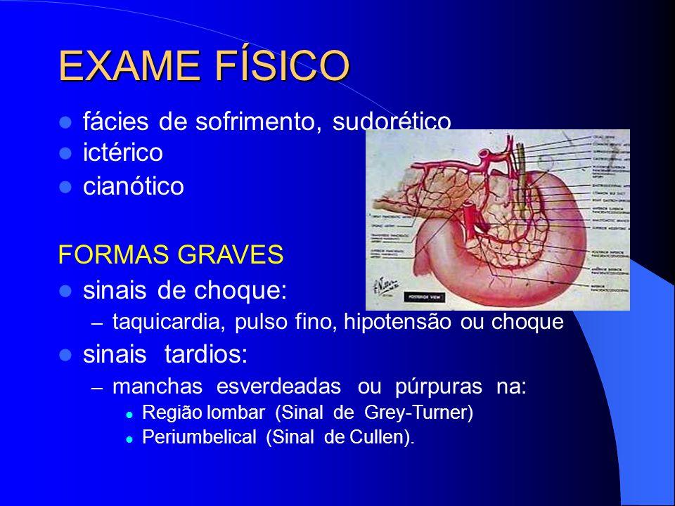 COMPLICAÇÕES abdominais coleções líquidas peripancreáticas pseudo-cistos