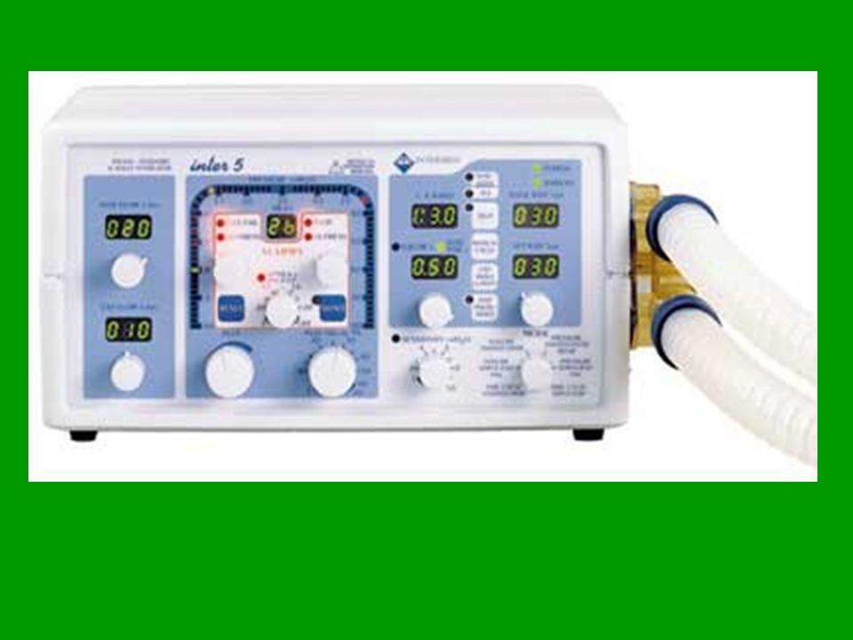 Ventilação Não Invasiva-VNI Suporte ventilatório não-invasivo (VNI) é a técnica de ventilação na qual uma máscara, ou dispositivo semelhante, funciona como interface paciente/ventilador, em substituição às próteses endotraqueais.