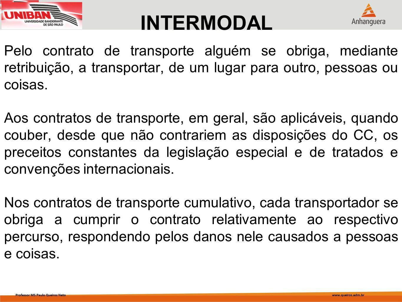 Pelo contrato de transporte alguém se obriga, mediante retribuição, a transportar, de um lugar para outro, pessoas ou coisas. Aos contratos de transpo