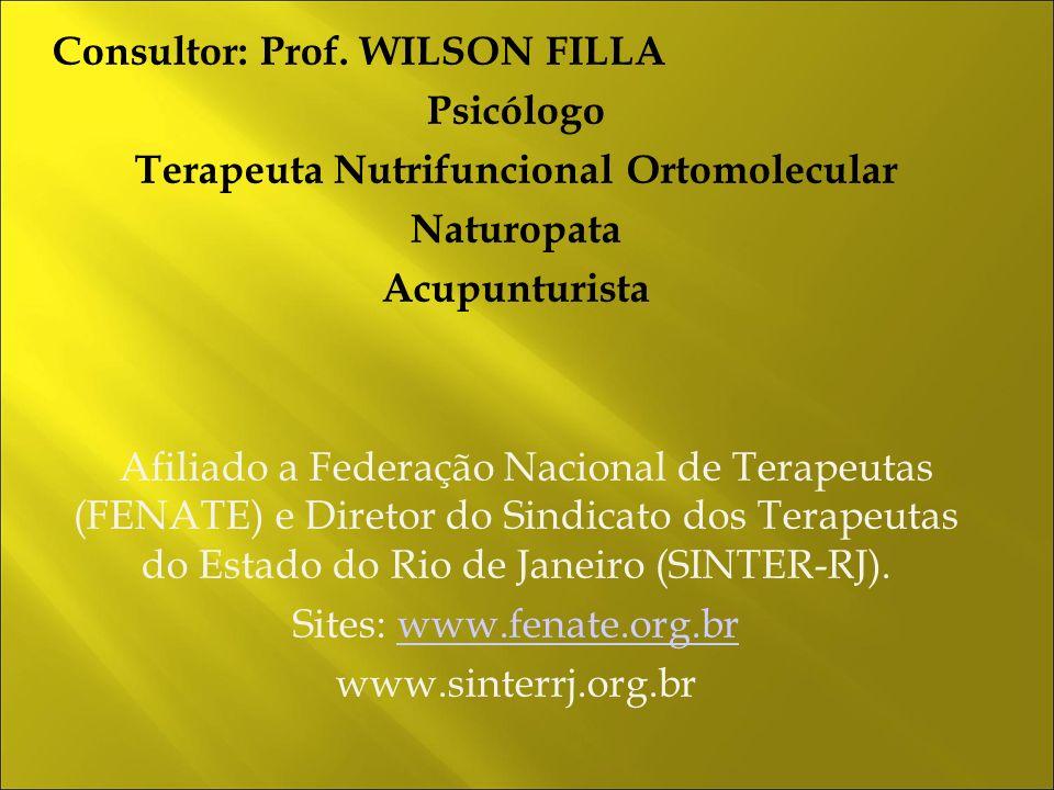 Consultor: Prof.