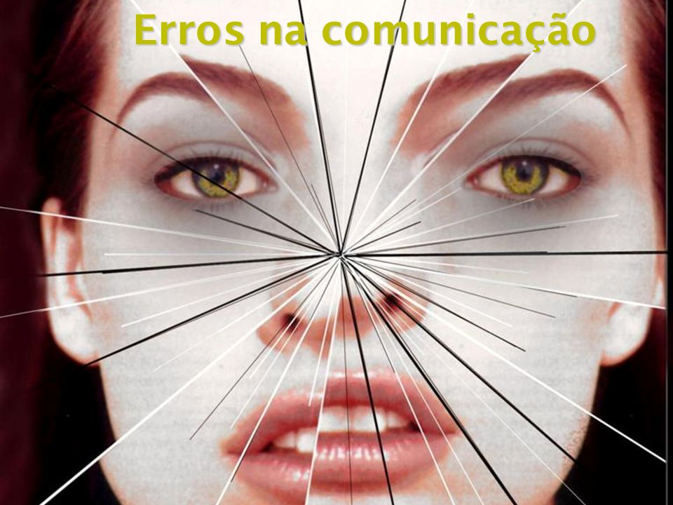 Erros na comunicação