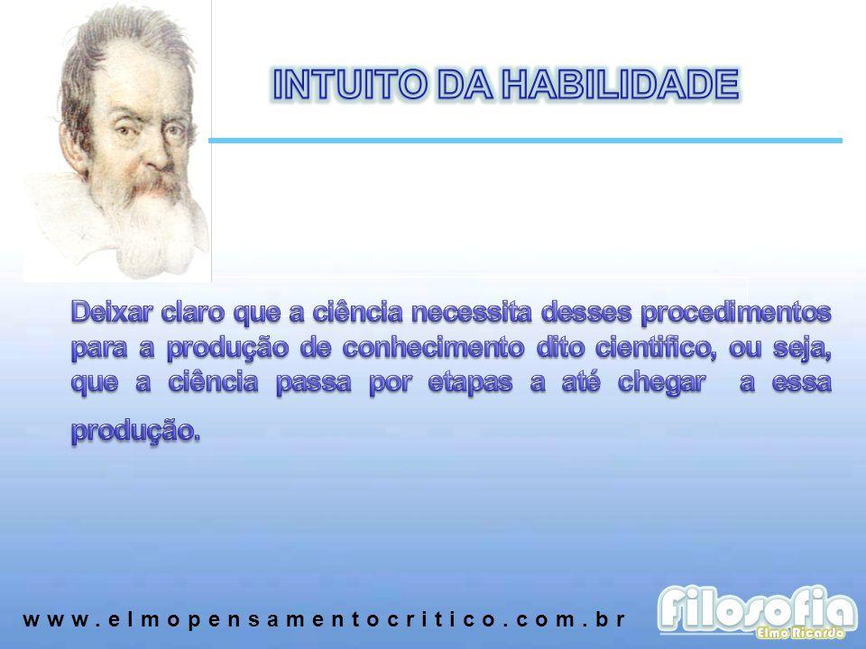 Generalização Não existe ciência senão do universal (Aristóteles) As análises dos fenômenos nos levam a formulação de leis, que são enunciados que descrevem regularidades ou normas.
