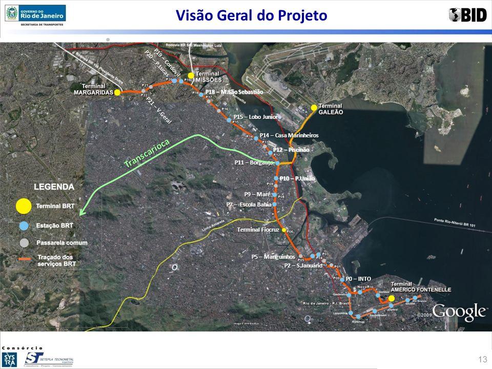 Inserção do BRT na Área Central 14