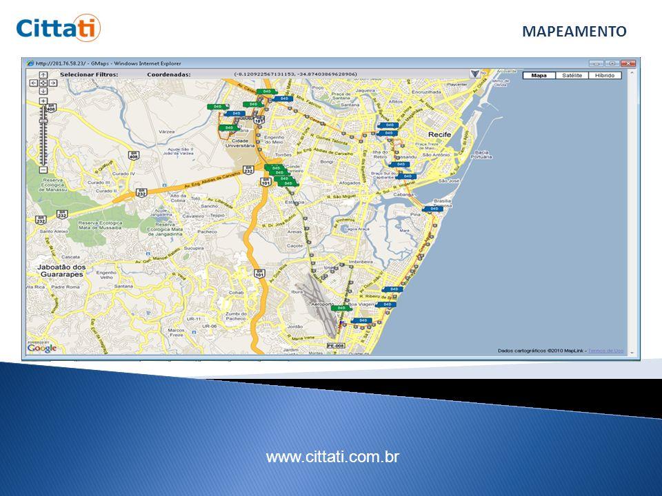 www.cittati.com.br MAPEAMENTO