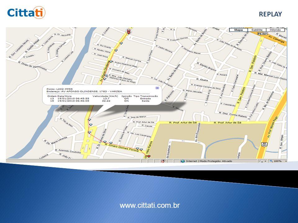 www.cittati.com.br REPLAY