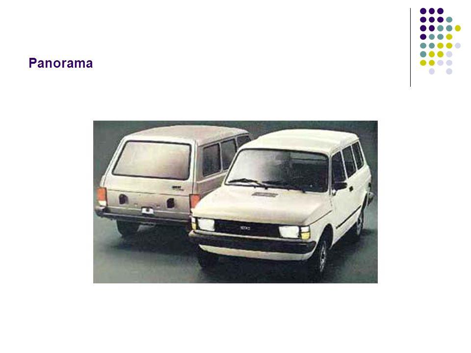 Já em 1983 é a vez do sedã derivado do 147, chamado de Oggi.