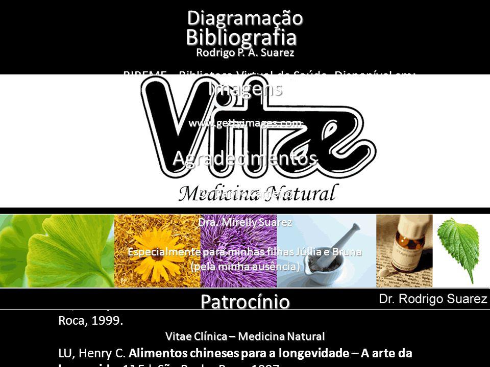 Bibliografia,BIREME – Biblioteca Virtual de Saúde.