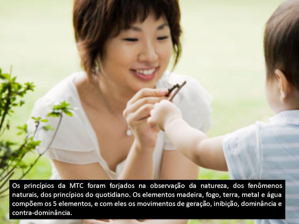 Os princípios da MTC foram forjados na observação da natureza, dos fenômenos naturais, dos princípios do quotidiano.
