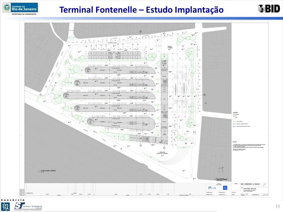 Terminal Fontenelle – Arquitetura 12