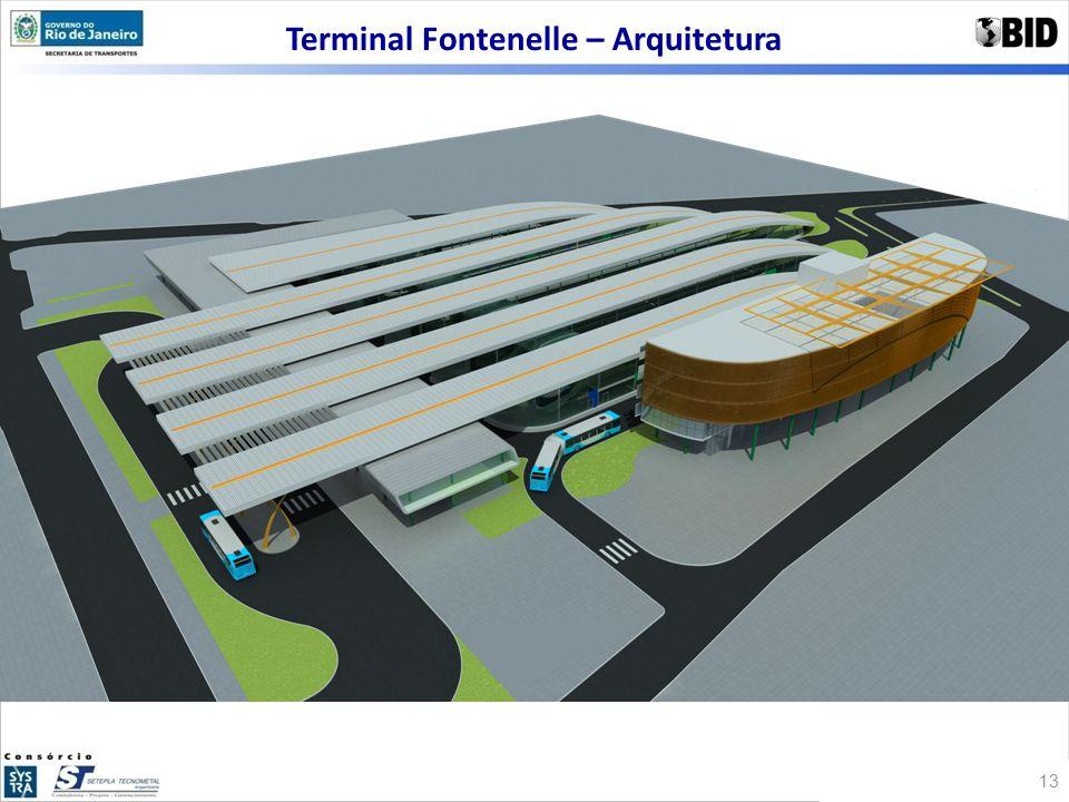 Terminal Fontenelle – Arquitetura 14