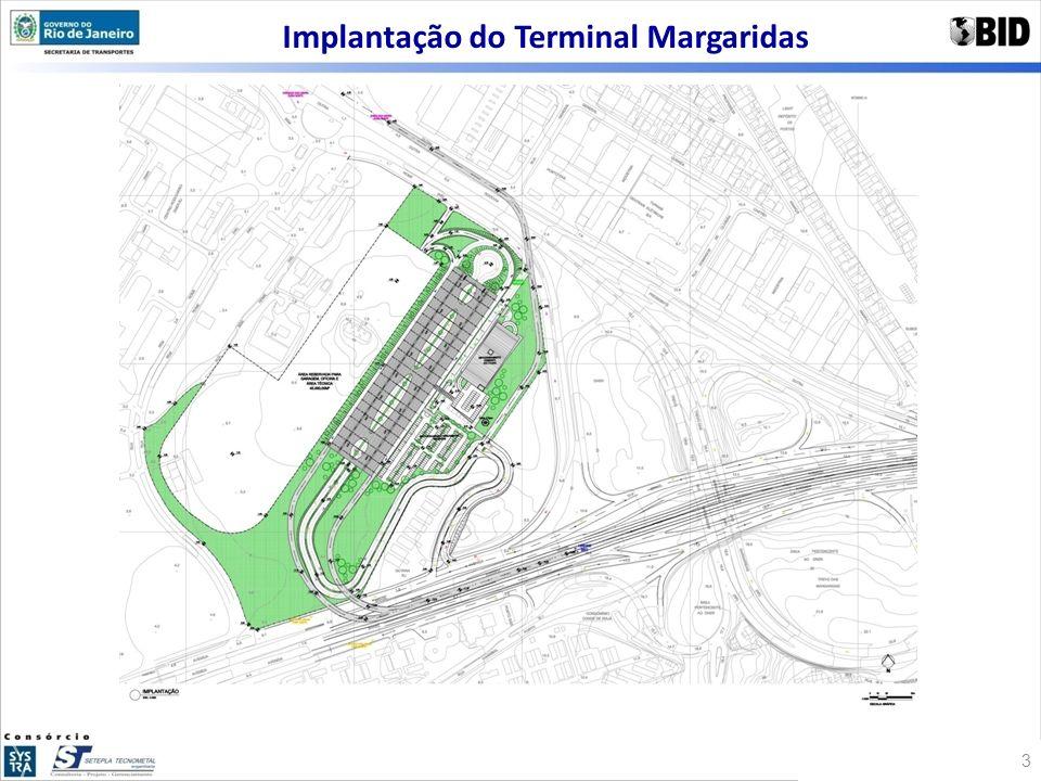 Implantação do Terminal Missões 4