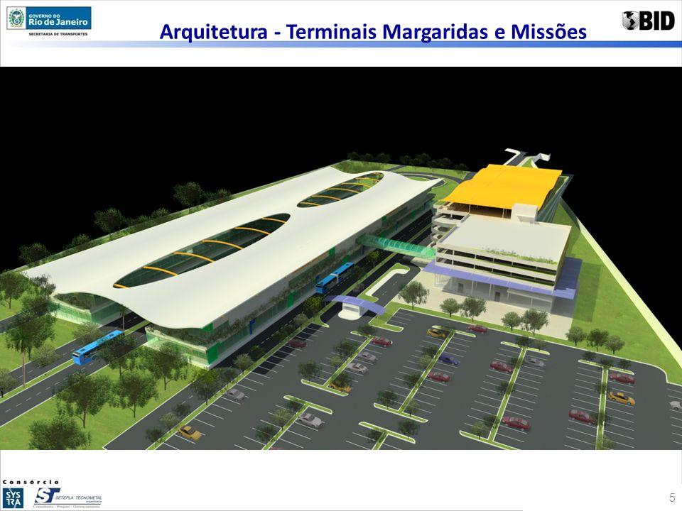 Arquitetura - Terminais Margaridas e Missões 5