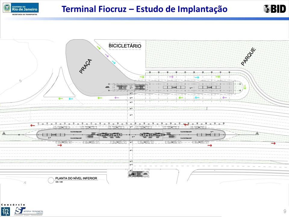 Terminal Fiocruz – Arquitetura 10