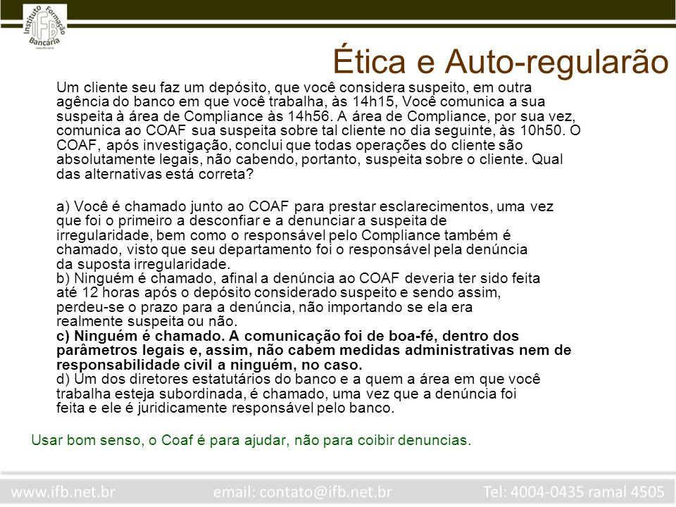 Ética e Auto-regularão Assinale a alternativa correta: a) O mercado primário compreende somente o lançamento de novos títulos na Bolsa, gerando corretagem para o corretor.