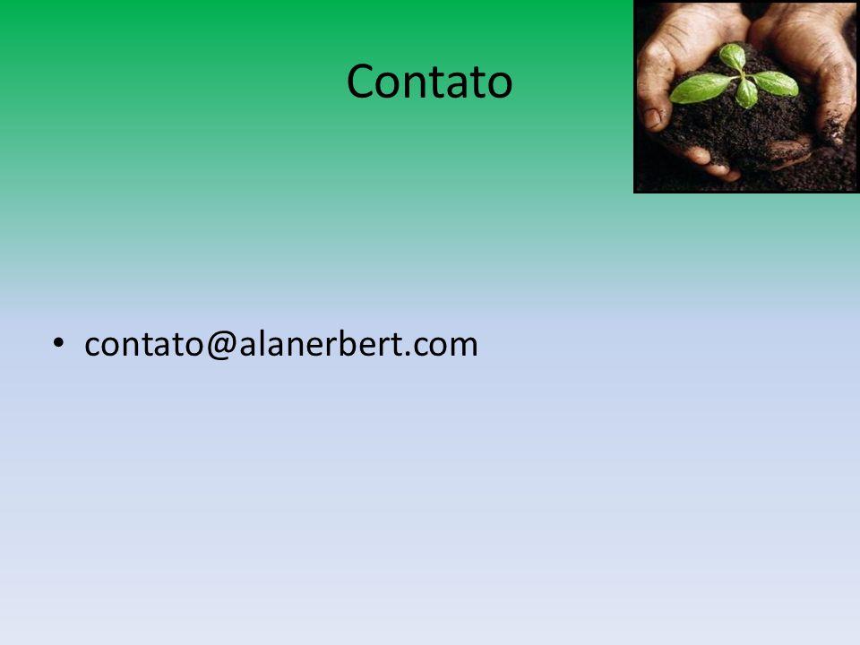 Contato contato@alanerbert.com