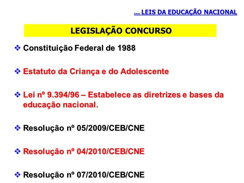 ...LDB 9.394/96 : EDUCAÇÃO Art.