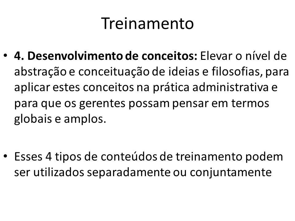 Treinamento 4.