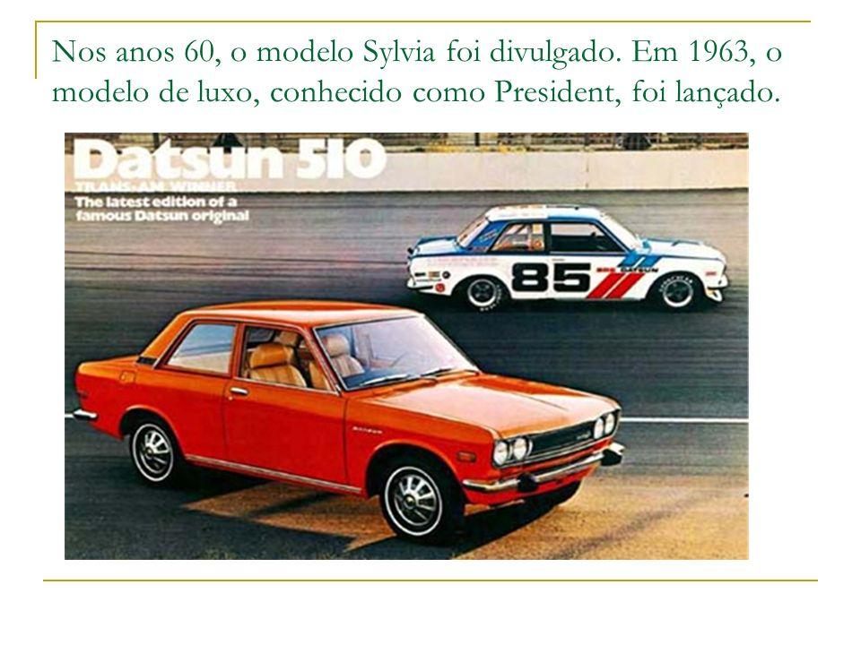 Nos anos 60, o modelo Sylvia foi divulgado. Em 1963, o modelo de luxo, conhecido como President, foi lançado.