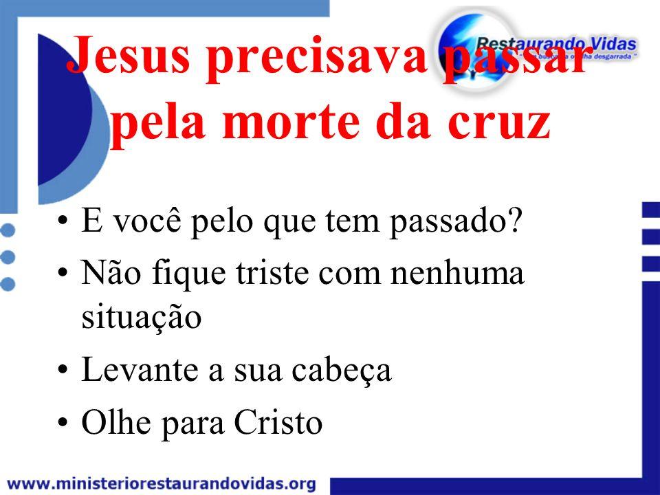 LUCAS 24:26 NÃO ERA NECESSÁRIO QUE O Cristo padecesse estas coisas e entrasse na sua gloria?