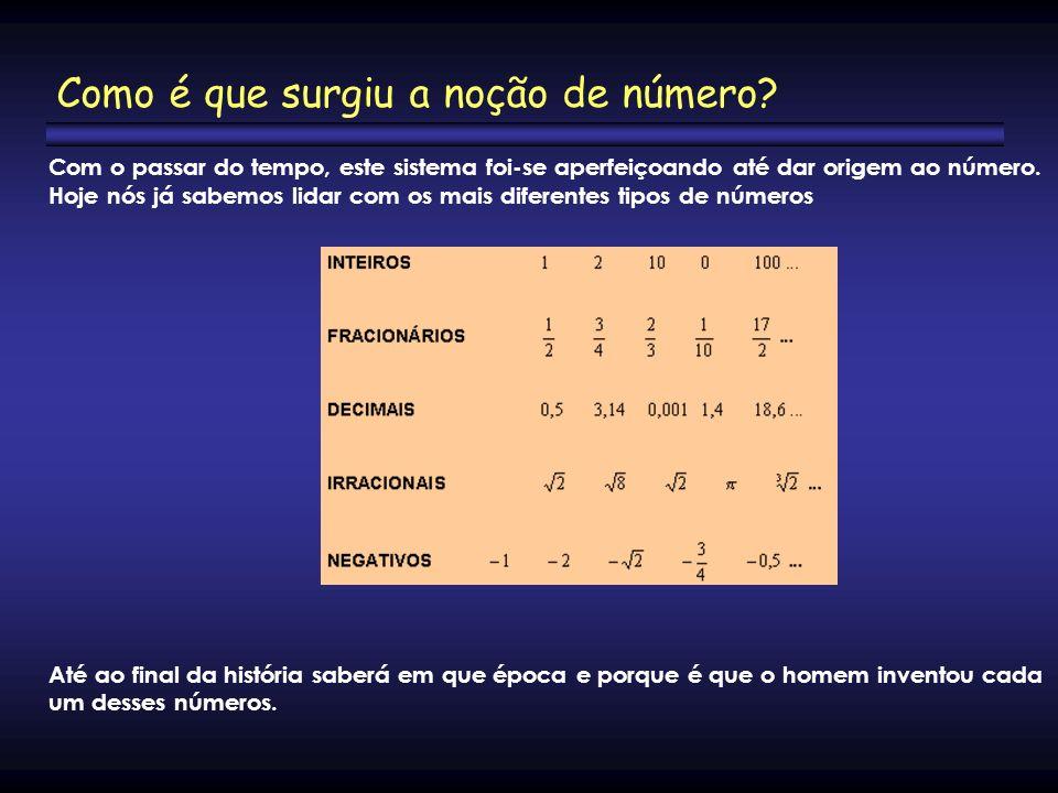 Se tomarmos um número, como por exemplo: 256 e trocarmos os algarismos de lugar, vamos obter outros números completamente diferentes: 265 526 562 625 652 Ao escrever os números, os egípcios não se preocupavam com a ordem dos símbolos.