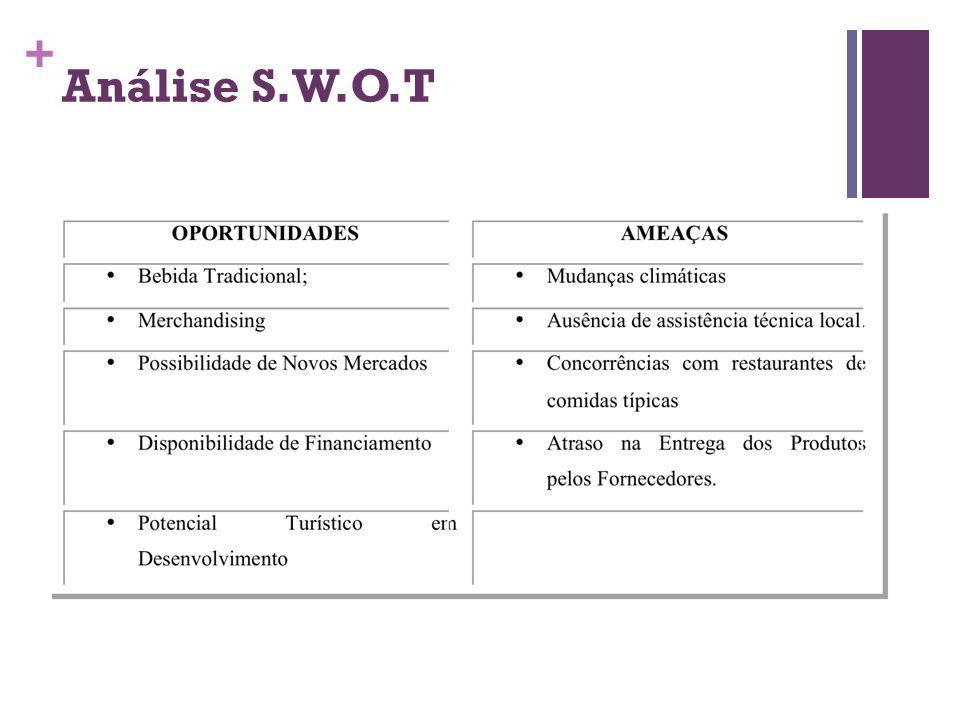 + Análise S.W.O.T