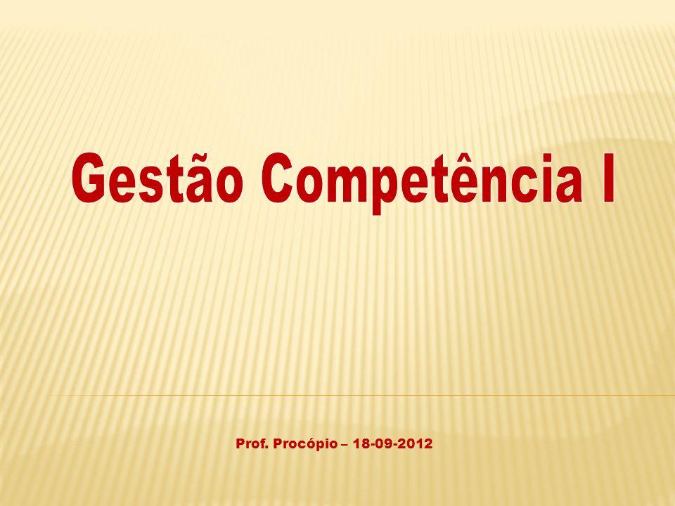 Prof. Procópio – 18-09-2012