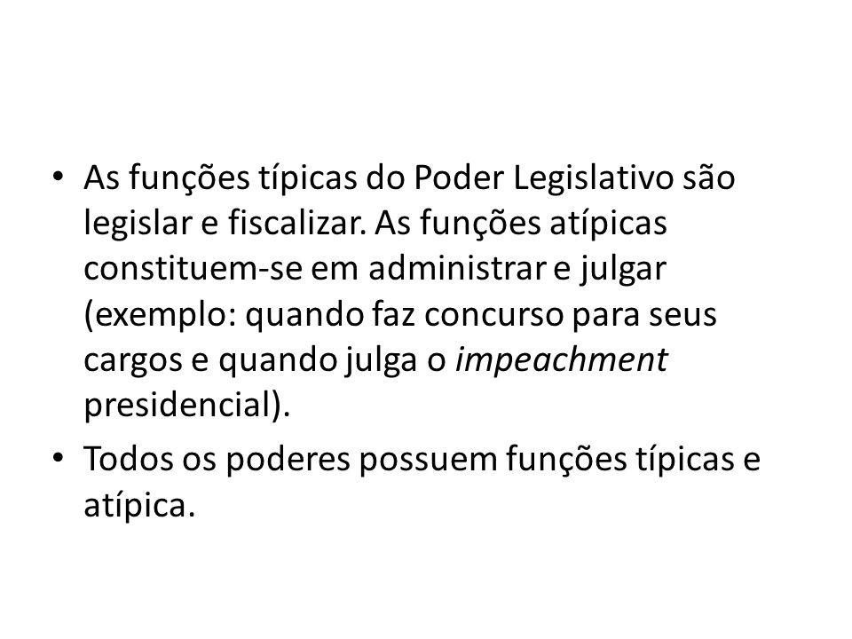 Base legal: As Comissões Parlamentares de Inquérito encontram-se disciplinadas especialmente no art.