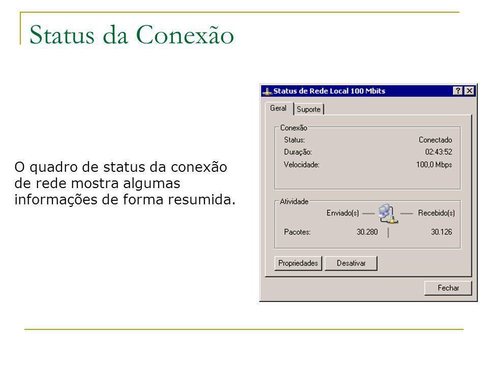 Identificação do Micro na Rede Nome do computador ou host Em redes pequenas, podemos usar nomes de forma livre, como CARLOS, MARIA, MICRO-5, etc.